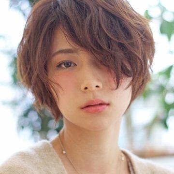 ポイントパーマ~トップ&前髪~宮崎 陽平