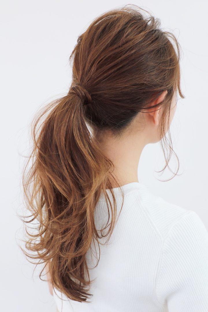 おしゃれポニーテール♪ \u2013 表参道・青山・恵比寿の美容院・美容