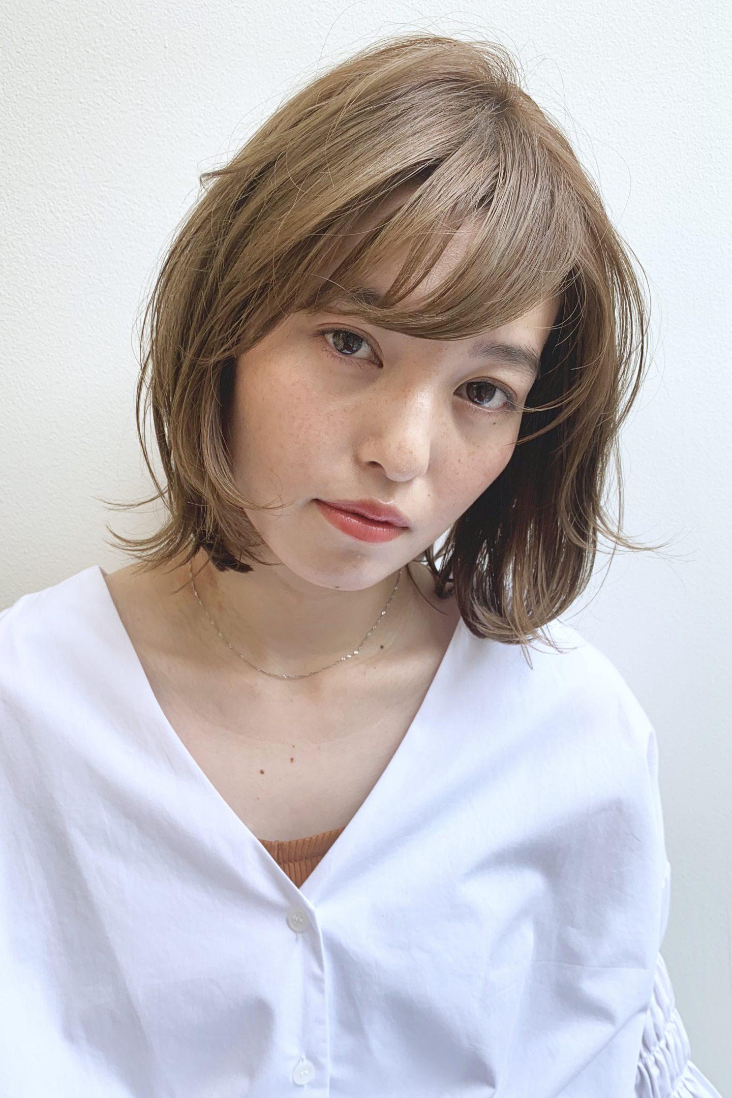2019夏人気のヘアカラーカタログ☆美容師おすすめはアッシュベージュ♪